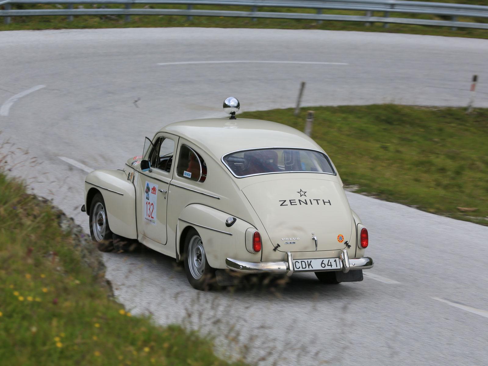Der Volvo PV 544 vom Volvo Werksmuseum (c) Stefan Gruber